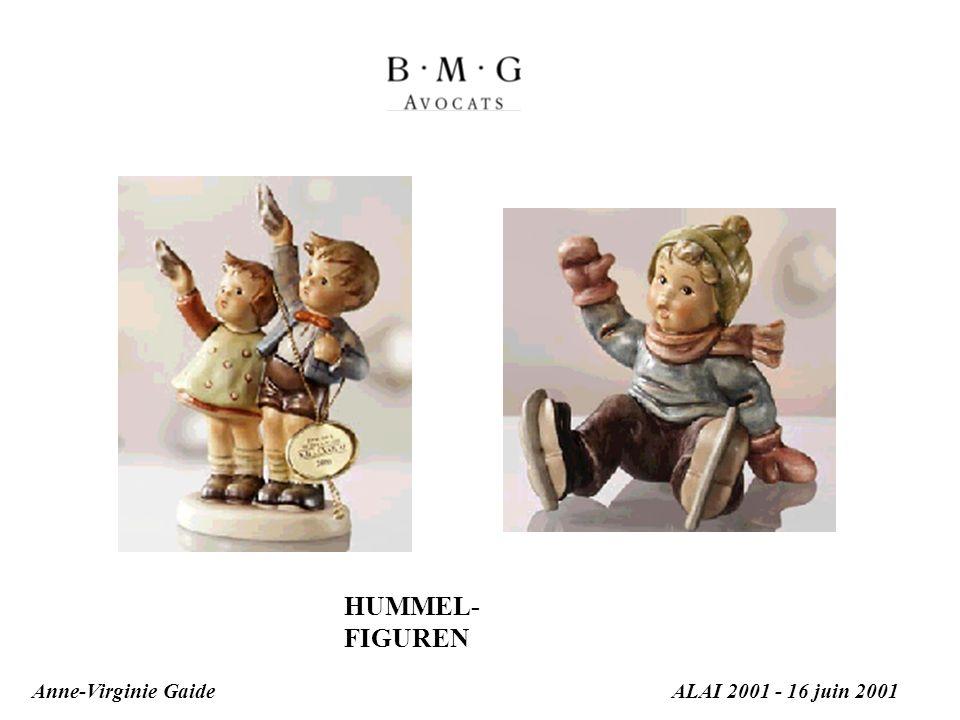 Anne-Virginie GaideALAI 2001 - 16 juin 2001 HUMMEL- FIGUREN