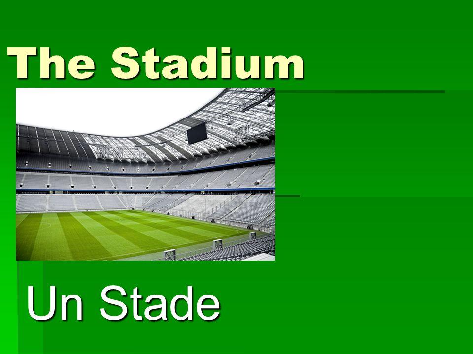 The Stadium Un Stade
