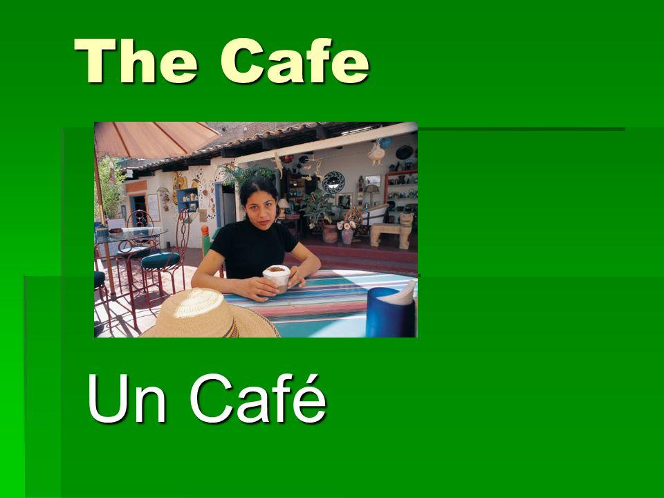 The Cafe Un Café