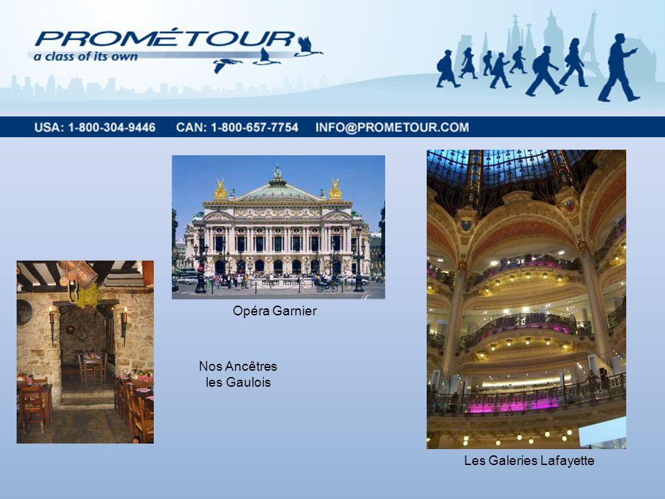 Les Galeries Lafayette Opéra Garnier Nos Ancêtres les Gaulois