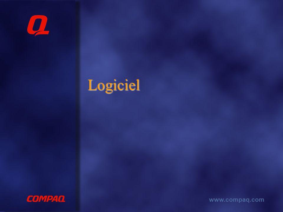 www.compaq.com Logiciel