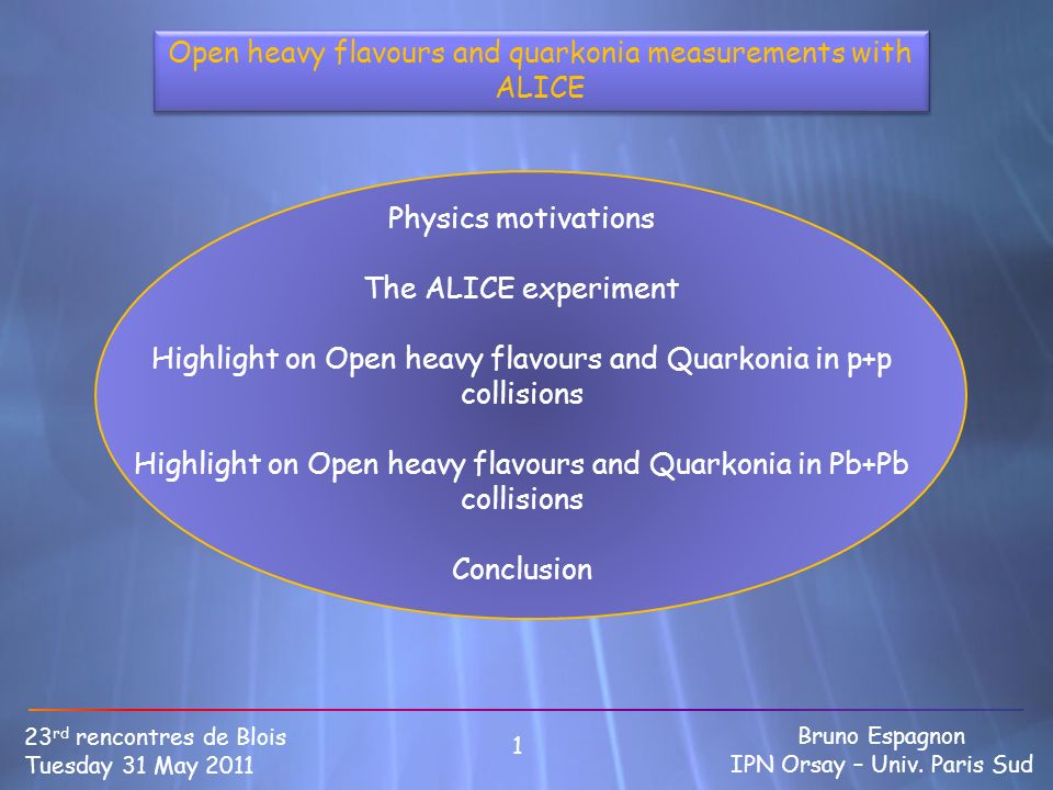 Open heavy flavours and quarkonia measurements with ALICE Physics motivations The ALICE experiment Highlight on Open heavy flavours and Quarkonia in p