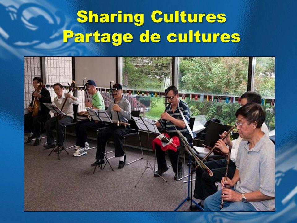 Sharing Cultures Partage de cultures Sharing Cultures Partage de cultures