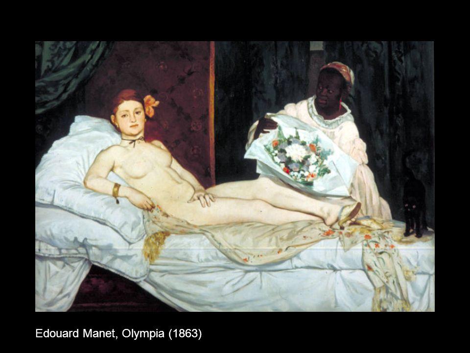 Edouard Manet, Olympia (1863)