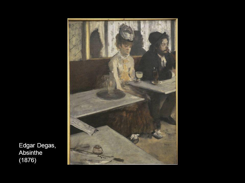 Edgar Degas, Absinthe (1876)