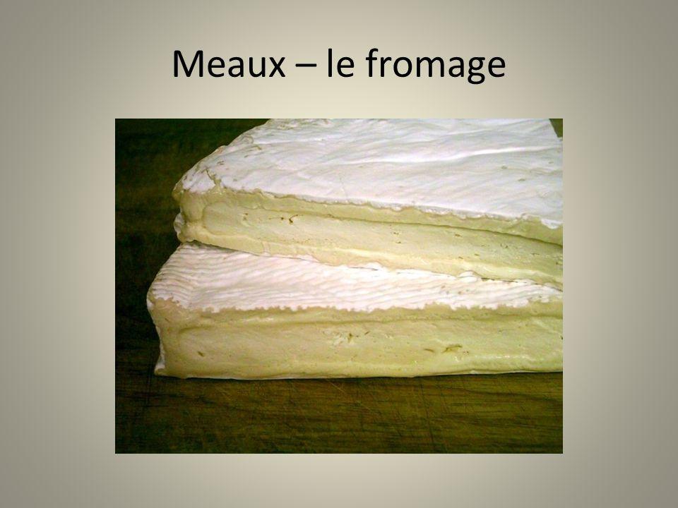 Meaux – le fromage