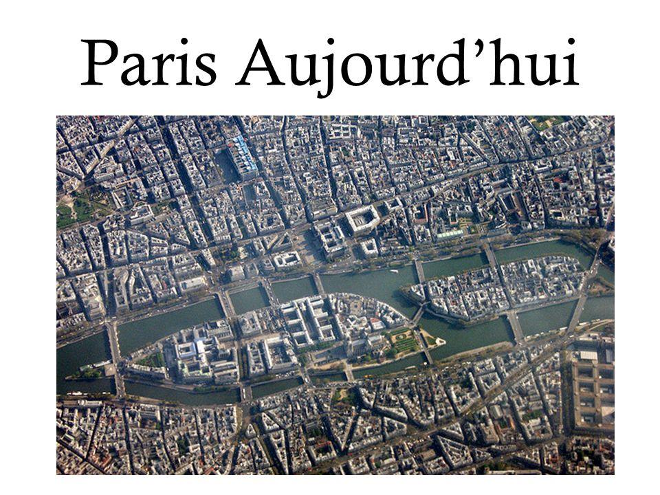 Paris Aujourdhui