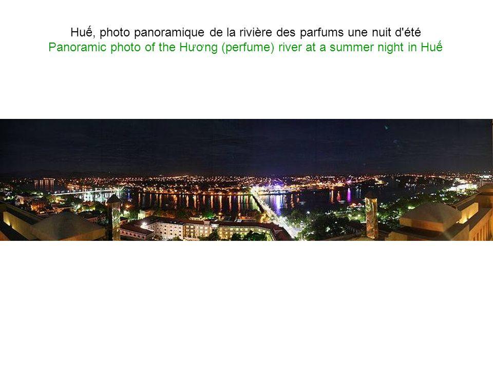 Panoramique dHu Panorama of Hu