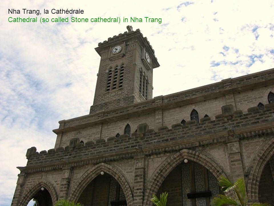 Nha Trang, lHôtel de Ville City Hall in Nha Trang