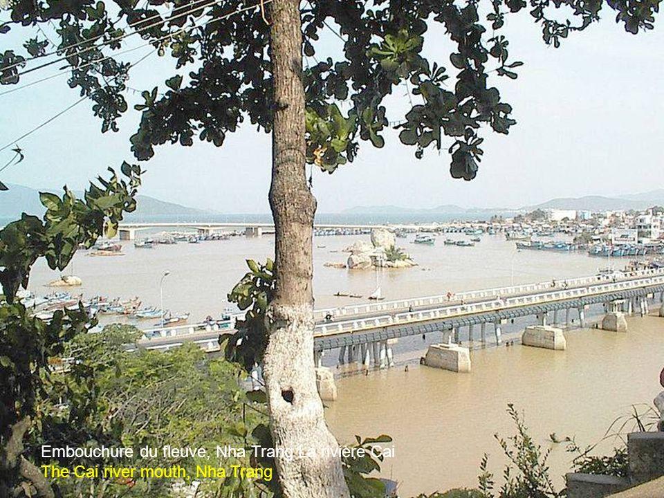 Baie de Nha Trang Nha Trang bay