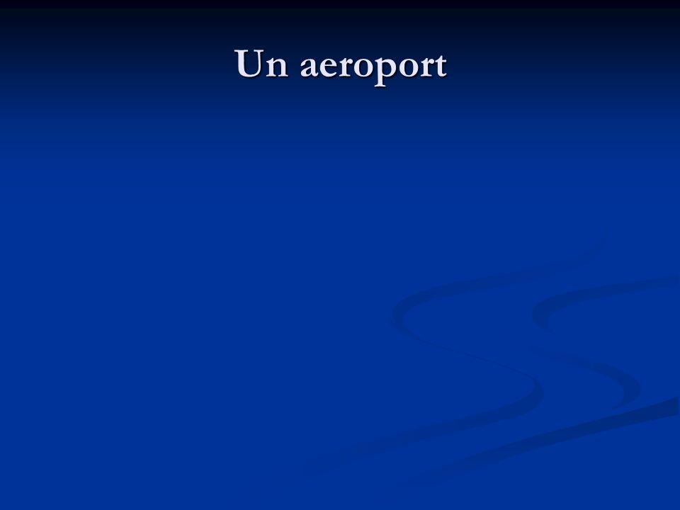 Un aeroport