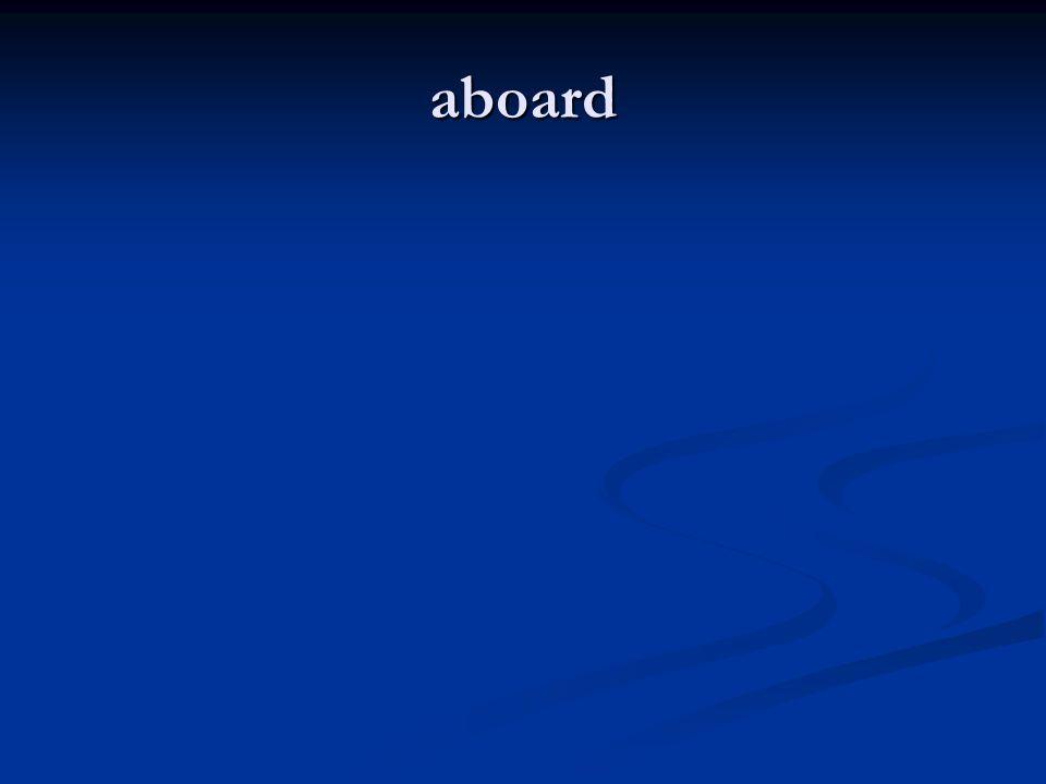 aboard