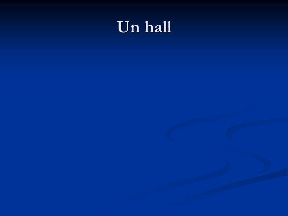 Un hall