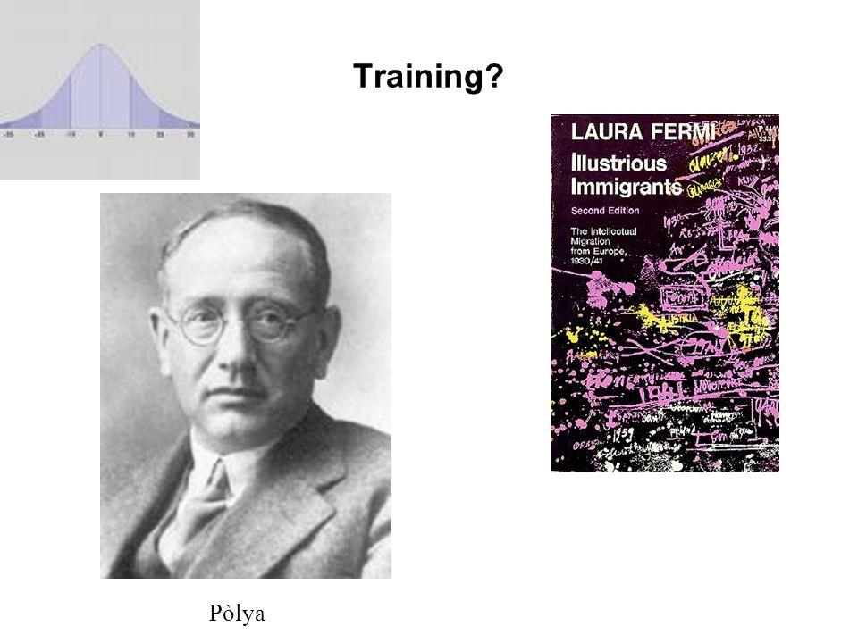 Training? Pòlya