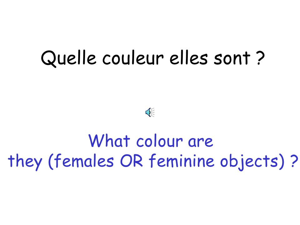 Comment elle est What is she like (What like is she ) OR What is it like (feminine object)