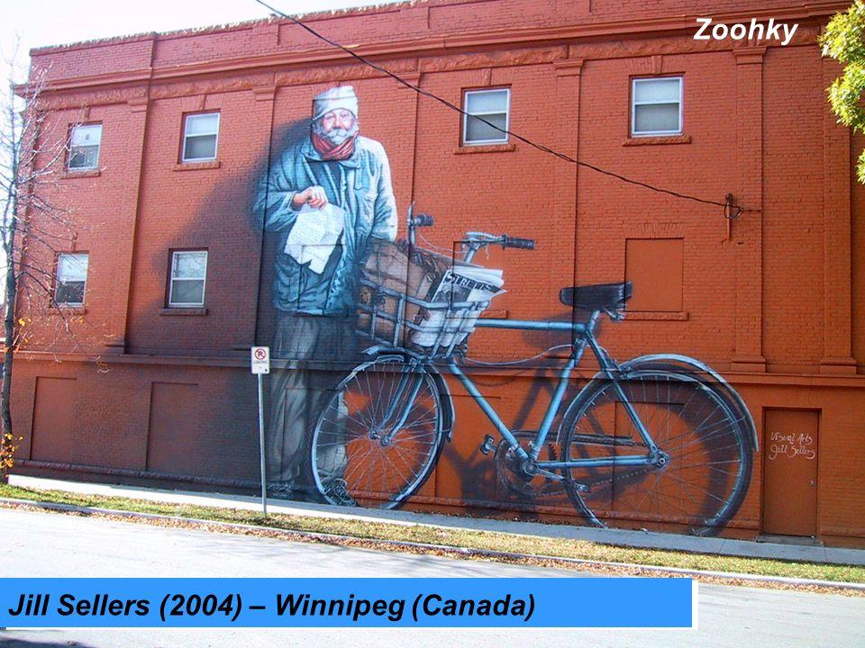 Jill Sellers (2004) – Winnipeg (Canada) Zoohky