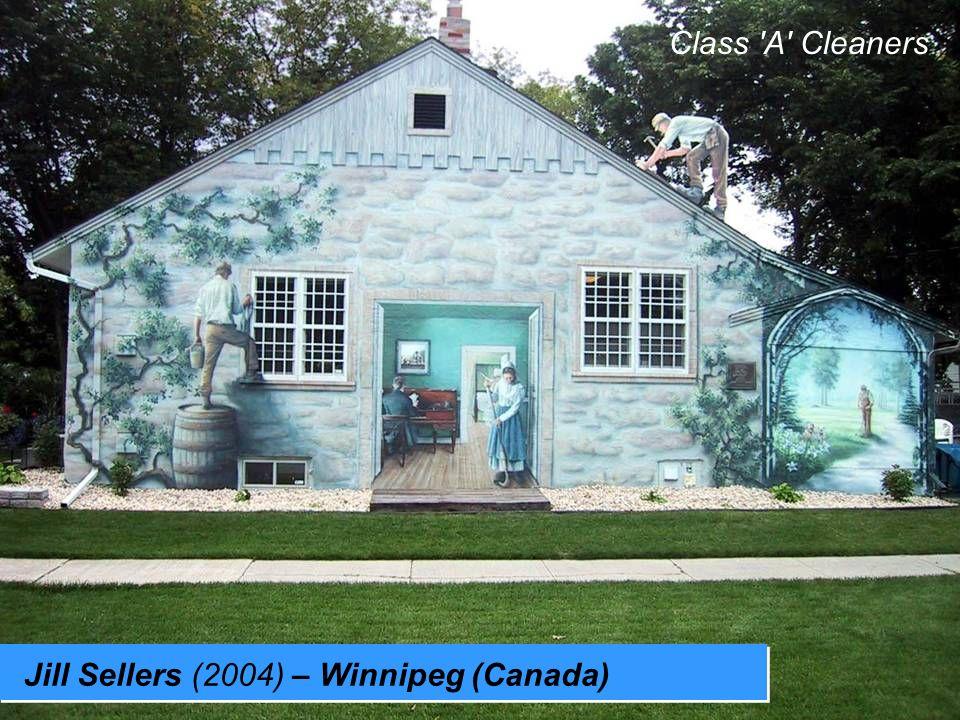 Jill Sellers (2004) – Winnipeg (Canada) Class 'A' Cleaners