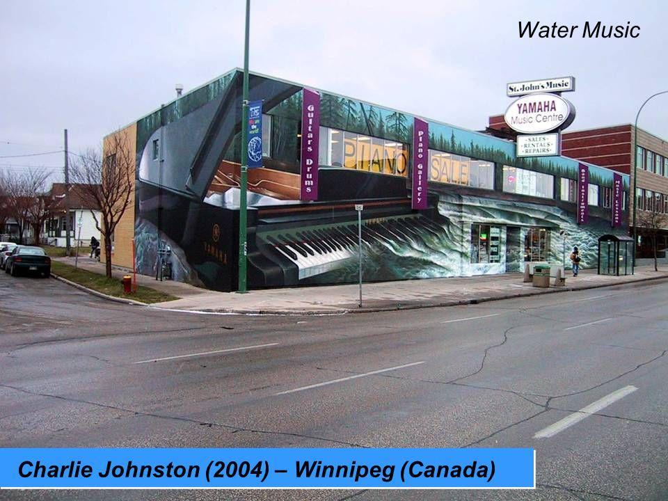 Charlie Johnston (2004) – Winnipeg (Canada) Water Music