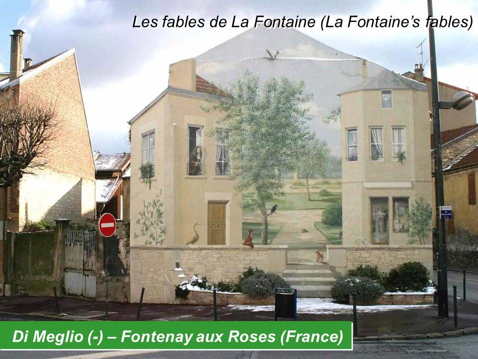 Di Meglio (-) – Fontenay aux Roses (France) Les fables de La Fontaine (La Fontaines fables)