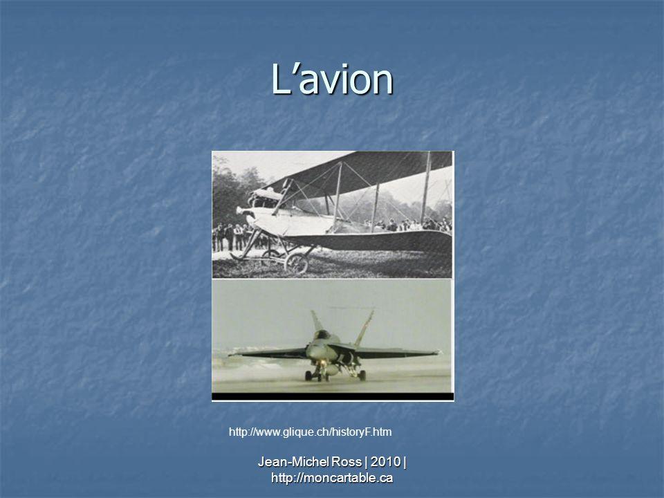 Lavion http://www.glique.ch/historyF.htm Jean-Michel Ross | 2010 | http://moncartable.ca