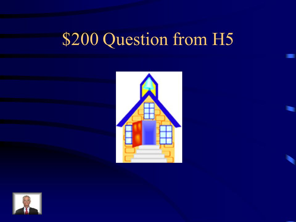 $100 Answer from H5 Cest un cahier vert et un stylo violet.