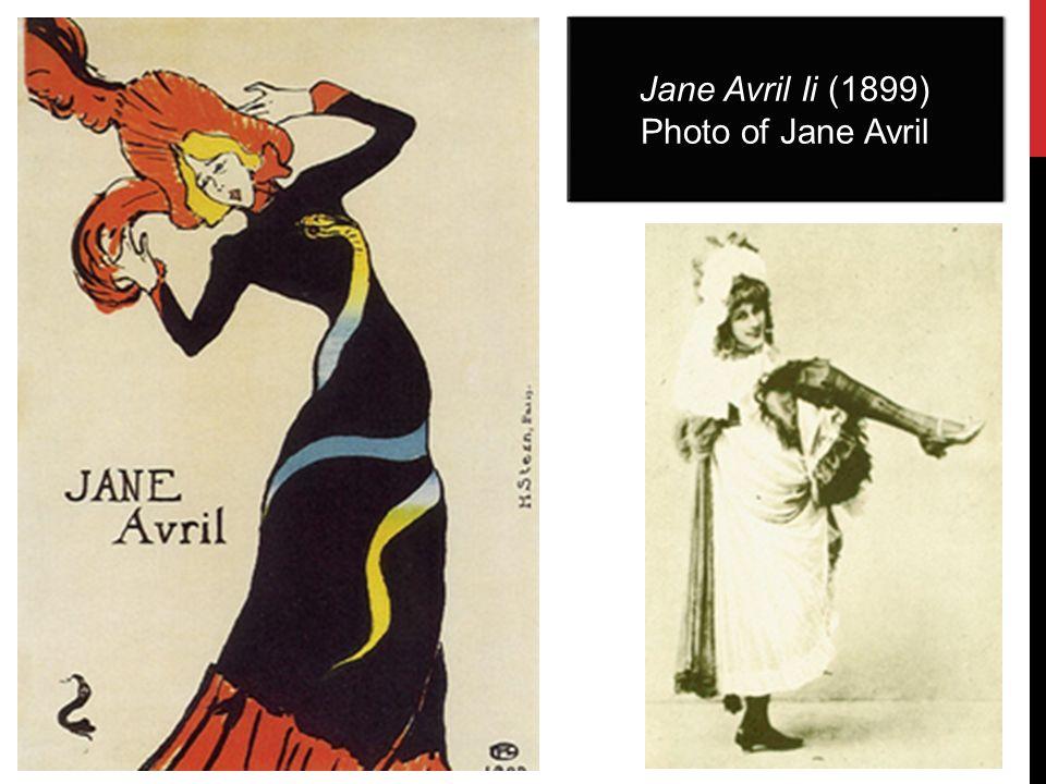 Jane Avril Ii (1899) Photo of Jane Avril Jane Avril Ii (1899) Photo of Jane Avril