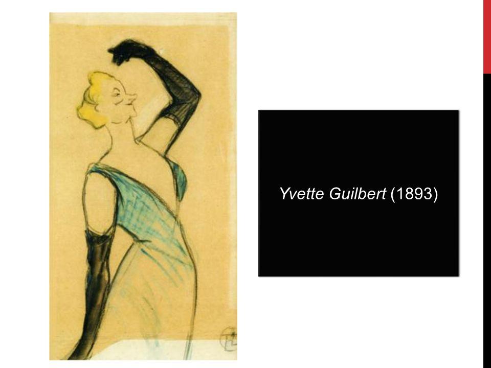 Yvette Guilbert (1893)