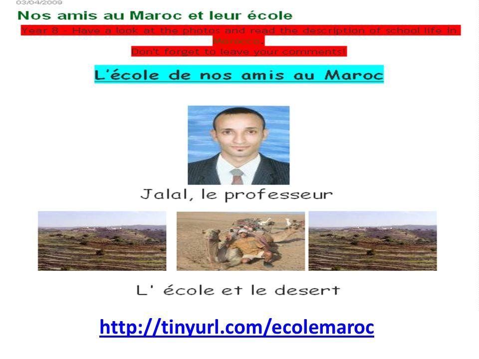 http://tinyurl.com/ecolemaroc