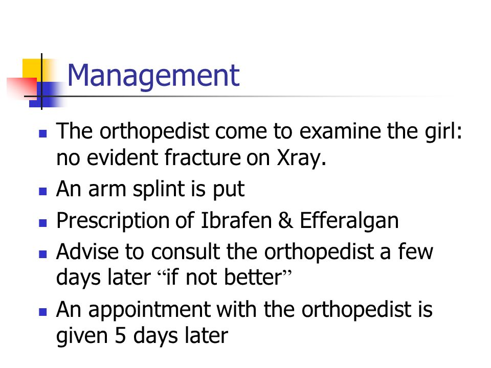 Details of the right elbow Xray