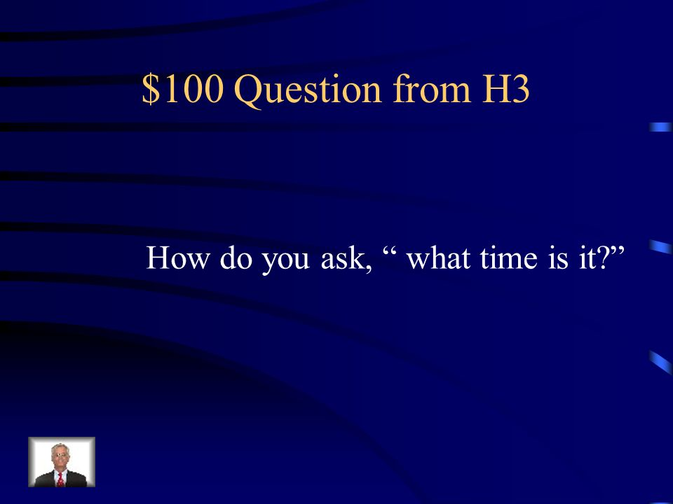 $500 Answer from H2 3.001