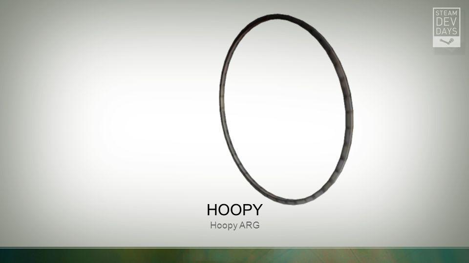 HOOPY Hoopy ARG