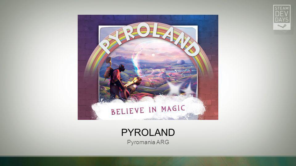PYROLAND Pyromania ARG