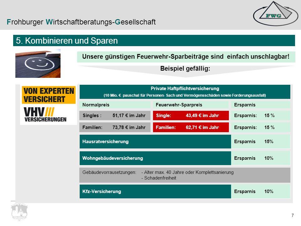 Frohburger Wirtschaftberatungs-Gesellschaft 8 5/1.
