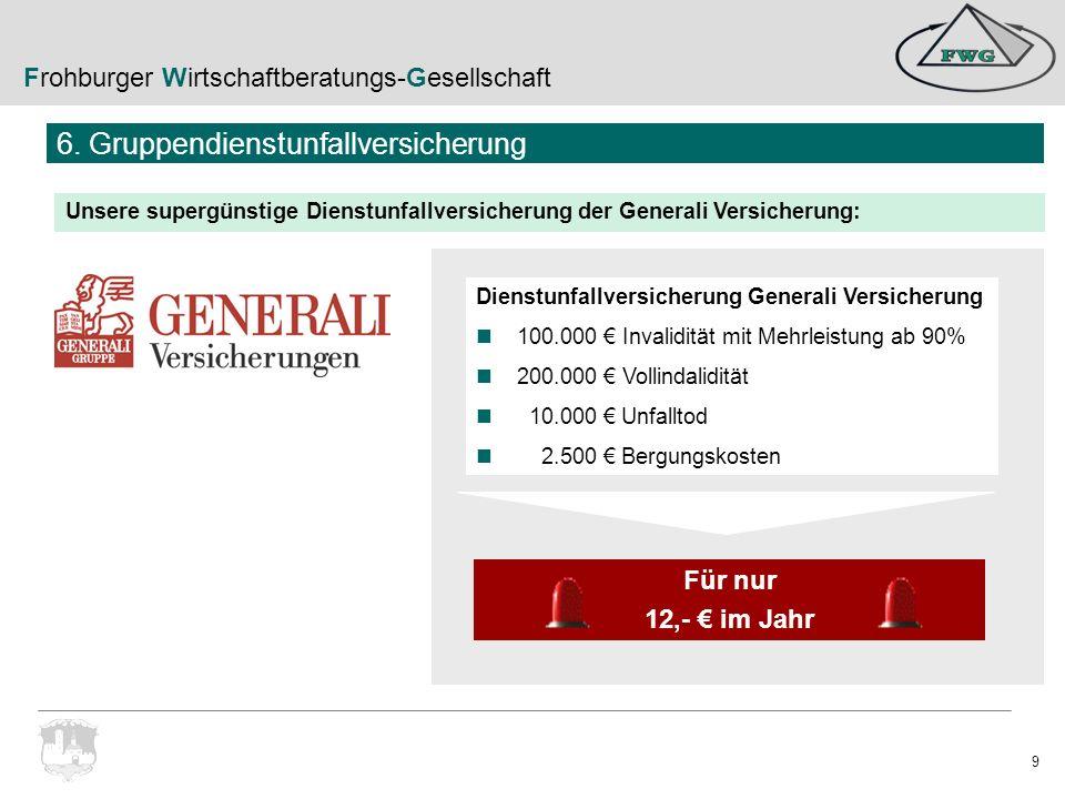 Frohburger Wirtschaftberatungs-Gesellschaft 20 13.