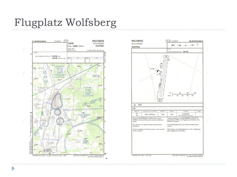 Flugplatz Wolfsberg