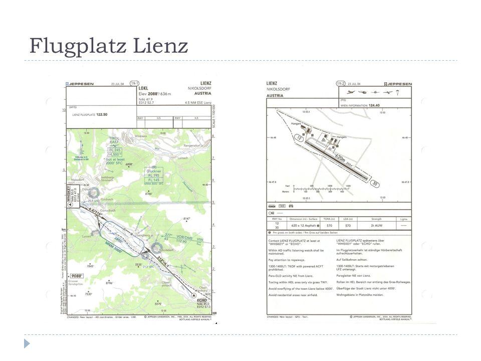 Flugplatz Lienz