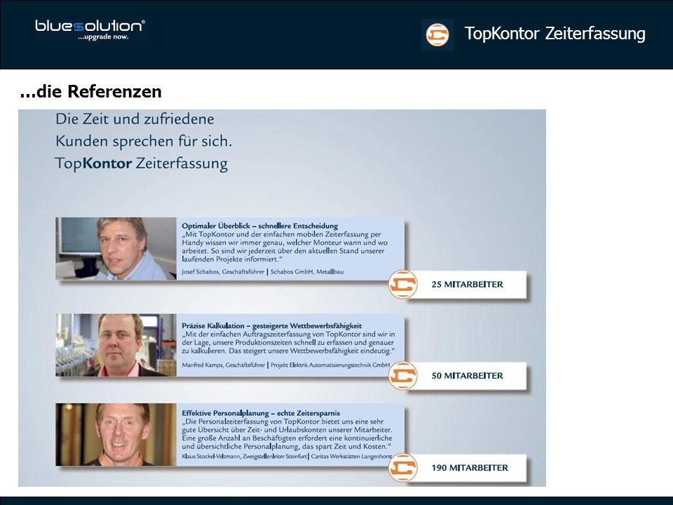 TopKontor Zeiterfassung …und nun zur Live-Präsentation der TopKontor ZEF…mit Jörg Funkat Jörg Funkat Produktmanager Münsterstrasse 57a D-48431 Rheine Tel.
