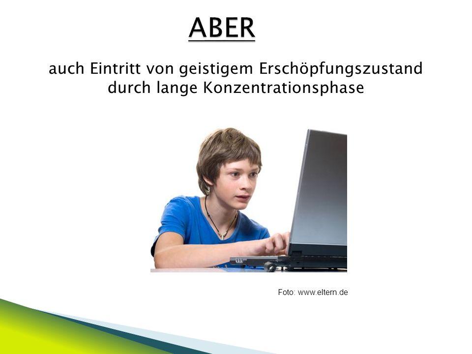 Erregung des Gehirns dauert an, da die Informationen noch lange nicht verarbeitet sind Foto: http://neuromarketing-wissen.de/wp- content/uploads/2012/04/Gehirn_10-300x300.jpg