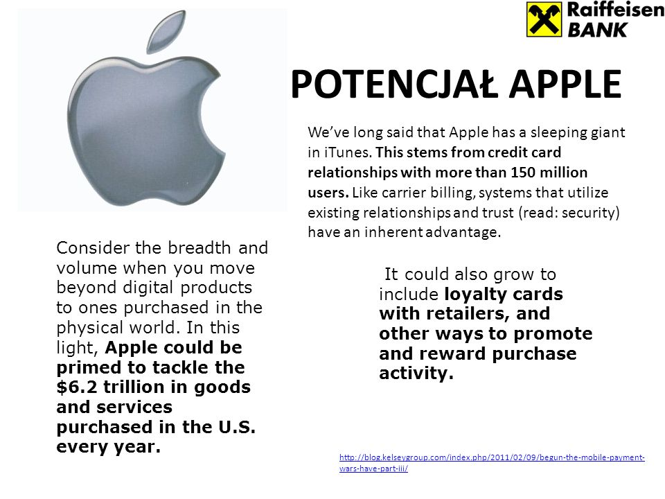 Weve long said that Apple has a sleeping giant in iTunes.