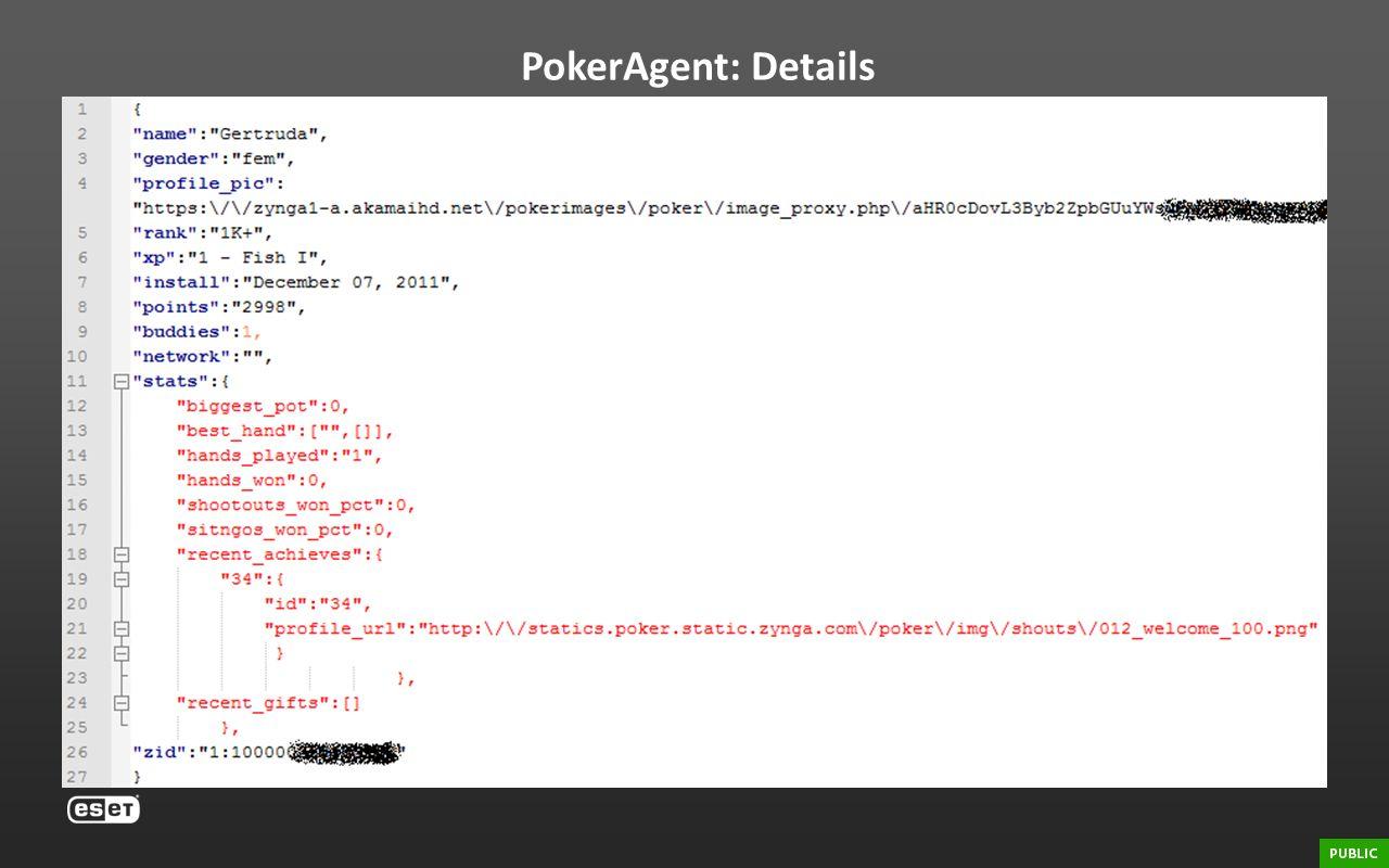 PokerAgent: Details Zynga Poker stats http://facebook2.poker.zynga.com/poker/inc/ajax/profile_popup.php?zid= 1:%_FACEBOOK_ID%&signed_request=%_SIGNATU