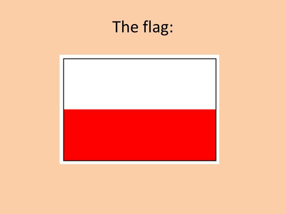 The flag: