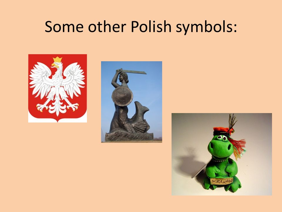 Some other Polish symbols: