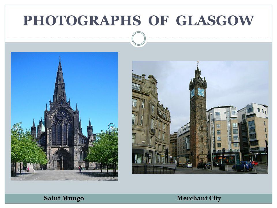 PHOTOGRAPHS OF GLASGOW Saint MungoMerchant City