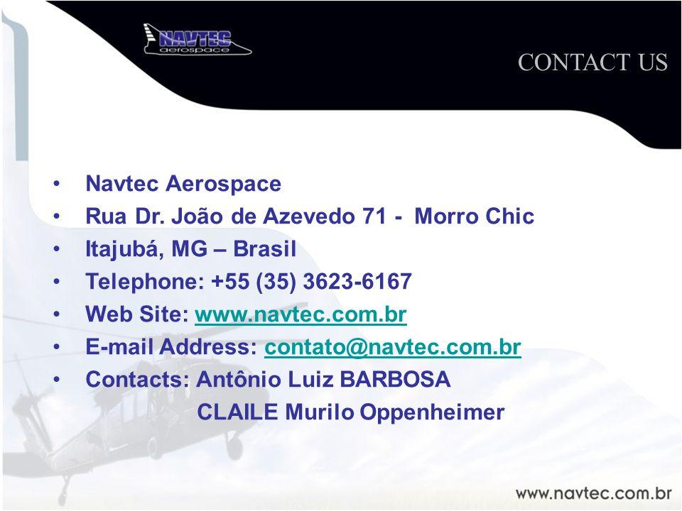 Navtec Aerospace Rua Dr.