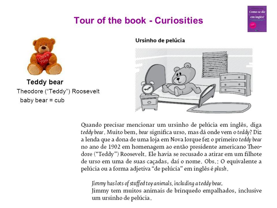 Teddy bear Theodore (Teddy) Roosevelt baby bear = cub