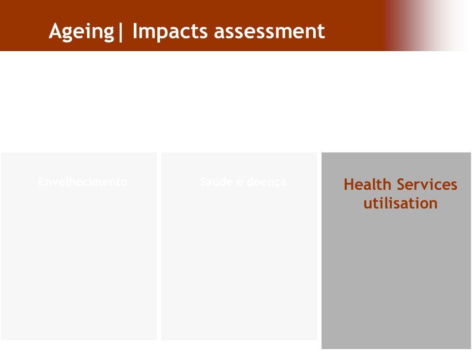 26.Nov.10 | Paula Santana Ageing| Impacts assessment Saúde e doença Health Services utilisation Envelhecimento