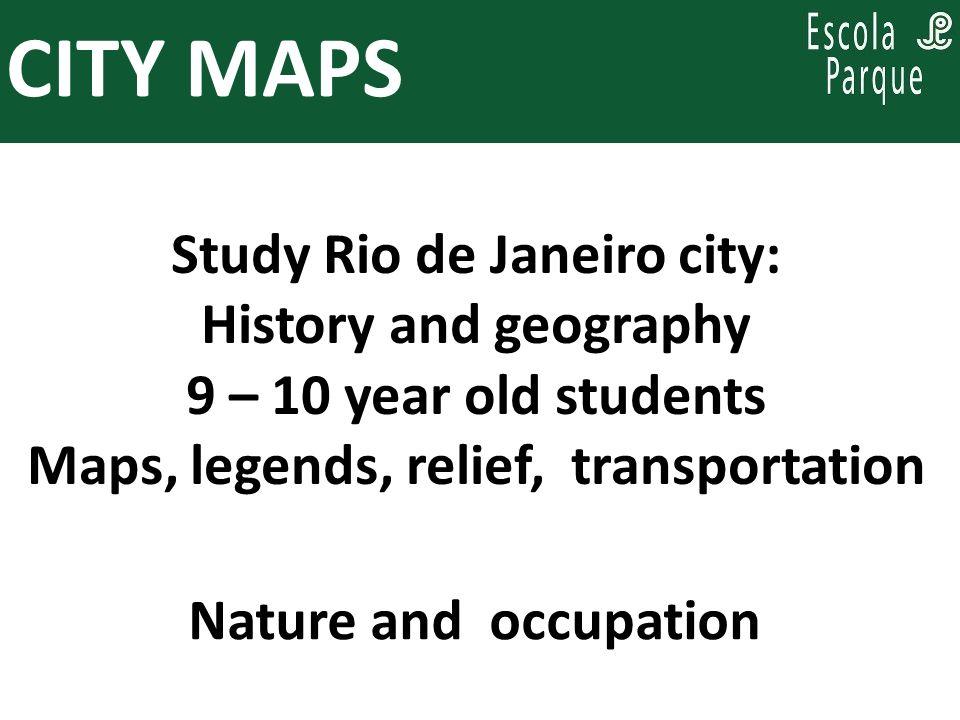 PARA PENSAR, ENQUANTO SE PLANEJA: CITY MAPS www.wikimapia.org