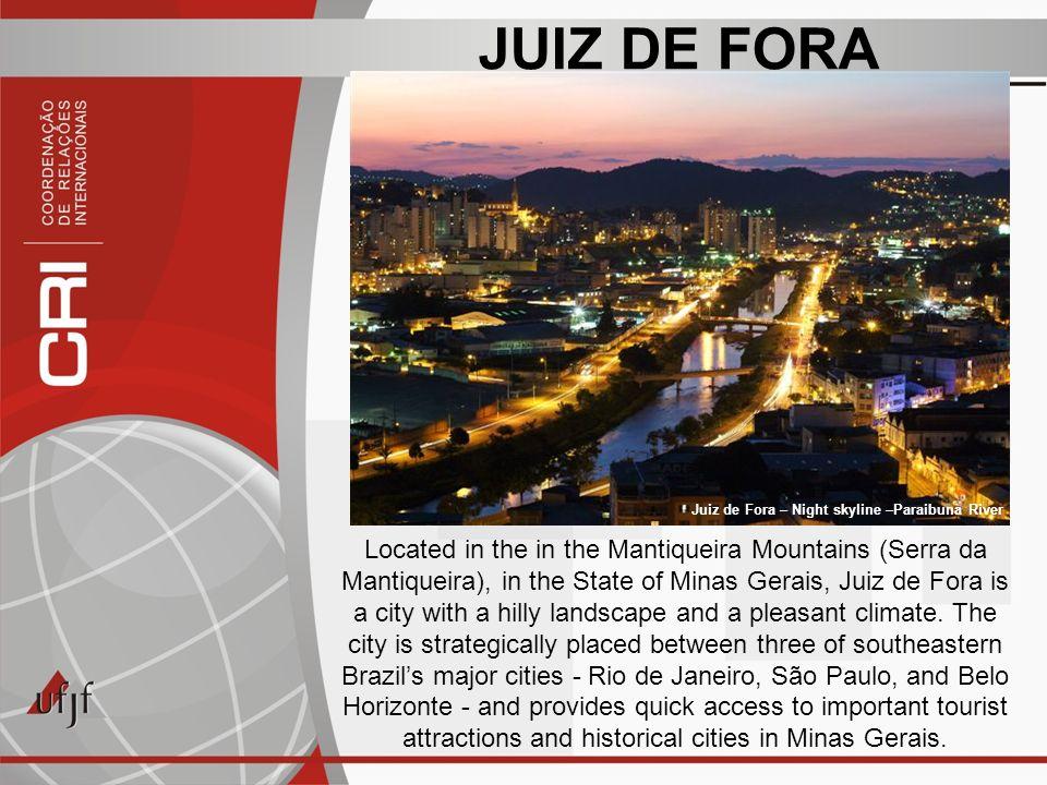 UNIVERSIDADE FEDERAL DE JUIZ DE FORA University Hospital and Dental clinic