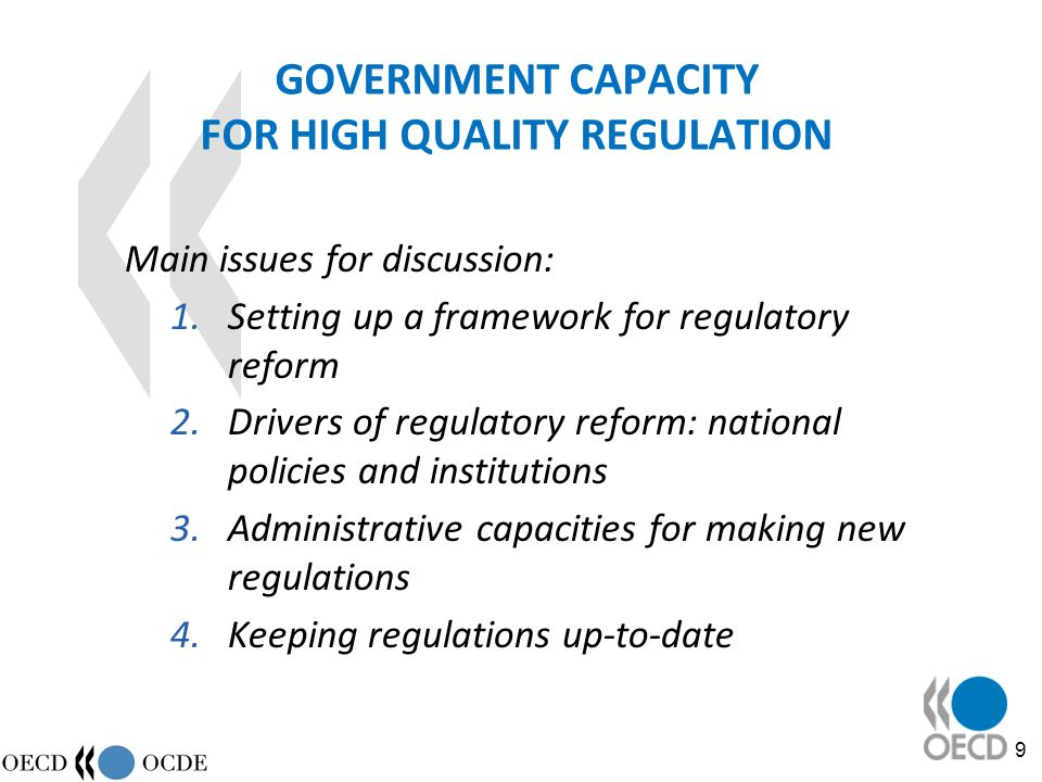 80 Conclusion Designing independent and effective regulators The need for high quality regulation No pre cooked recipe Respect national institutional settings while adopting international standards Significant policy turmoil in Brazil, in a moving regulatory environment: Regulatory authorities have stood the test of time but may need some fine tuning and adaptation