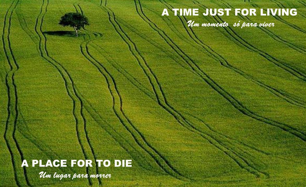 A TIME TO BE REAPING A TIME TO BE SOWING É hora da colheita É hora do plantio